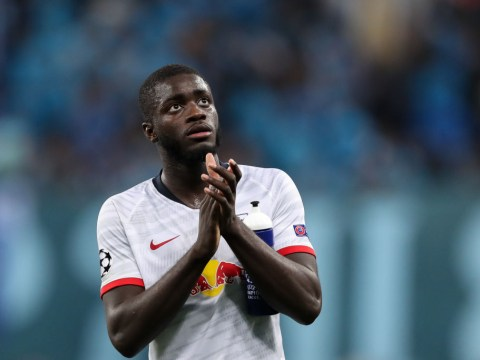 RB Leipzig chief hints at summer exit for Arsenal and Man Utd target Dayot Upamecano