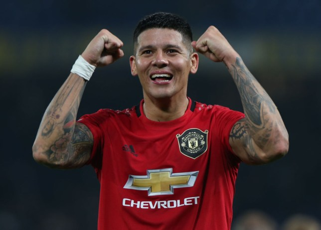 Marcos Rojo is set to return to Manchester United this summer
