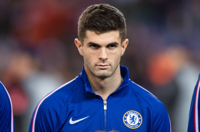 Christian Pulisic admits he would 'love' to play alongside Lionel Messi at Chelsea