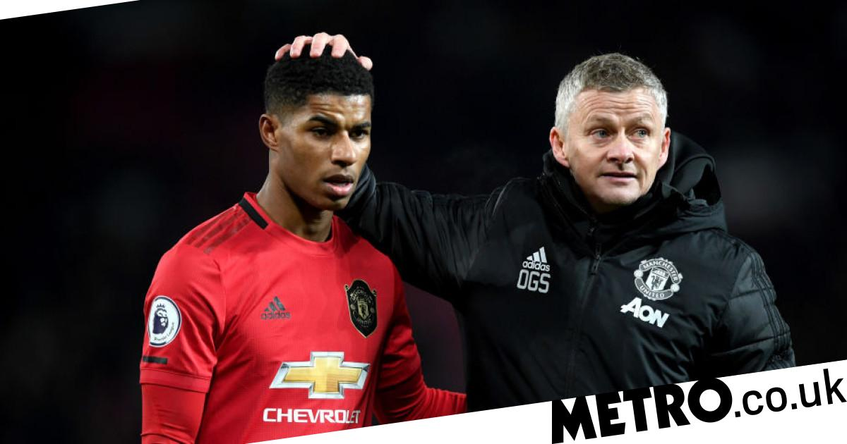 Ole Gunnar Solskjaer spoke to Marcus Rashford about Manchester United transfer target - Metro.co.uk