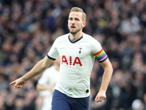 Harry Kane would be the perfect fit for Man Utd, says Harry Redknapp
