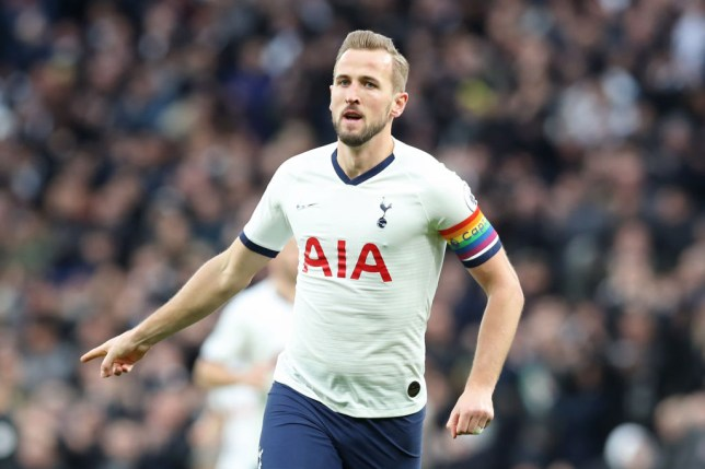 Tottenham are reportedly willing to let Harry Kane join Man Utd if they are prepared to pay £200million