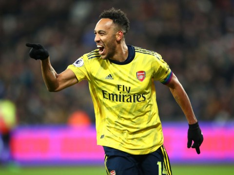 Jamie Carragher explains omission of Arsenal star Pierre-Emerick Aubameyang from his team of the season