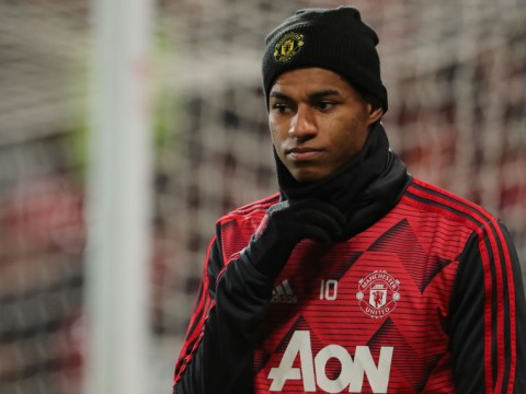 Paul Scholes agrees with Marcus Rashford on his best position for Manchester United