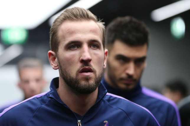 LONDON, ENGLAND - DECEMBER 26: Harry Kane of Tottenham Hotspur in the tunnel prior to the Premier League match between Tottenham Hotspur and Brighton & Hove Albion at Tottenham Hotspur Stadium on December 26, 2019 in London, United Kingdom. (Photo by Tottenham Hotspur FC/Tottenham Hotspur FC via Getty Images)