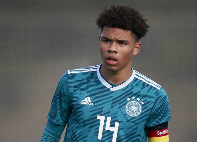 Borussia Dortmund starket Nnamdi Collins wanted by Chelsea