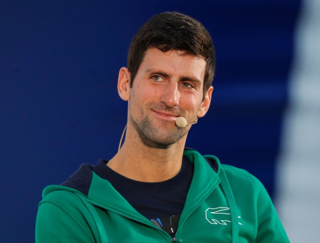 Novak Djokovic wants tennis players to come together during the coronavirus crisis