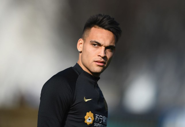 Lautaro Martinez has been urged to snub a move to Barcelona or Chelsea