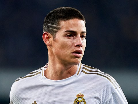 Man Utd to battle Everton, Juventus and Napoli for Real Madrid's James Rodriguez