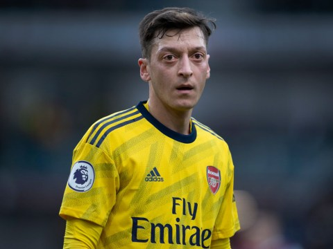 Arsenal star Mesut Ozil refuses to take pay cut on £350,000-a-week wages