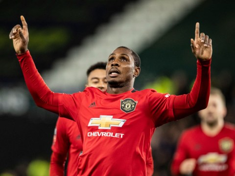 Odion Ighalo delivers verdict on whether Premier League season should be voided