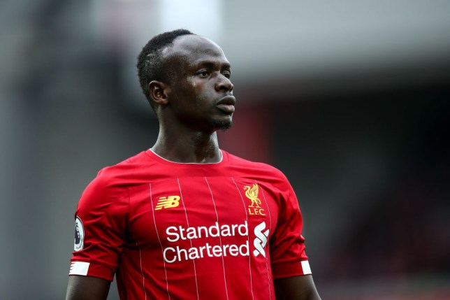 Sadio Mane of Liverpool