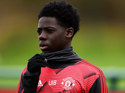Omari Forson to snub Arsenal transfer interest and sign pro contract with Manchester United