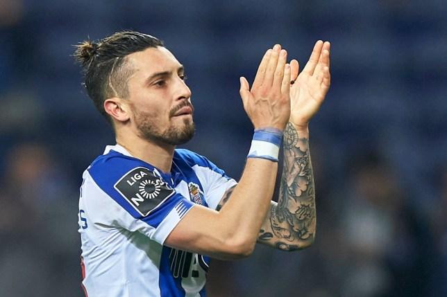 Porto star Alex Telles paves way for Chelsea transfer