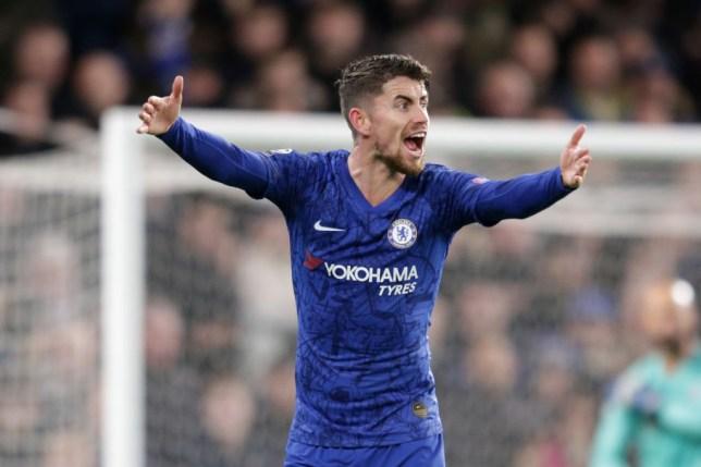 Jorginho of Chelsea