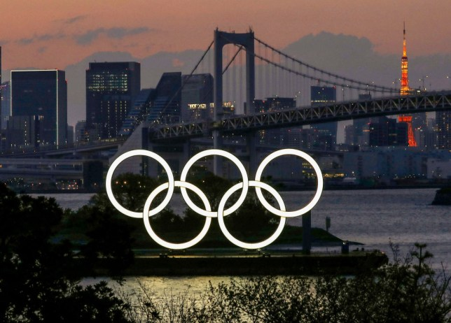 The Tokyo Games has been pushed back to next year at a reported cost of £3.2billion