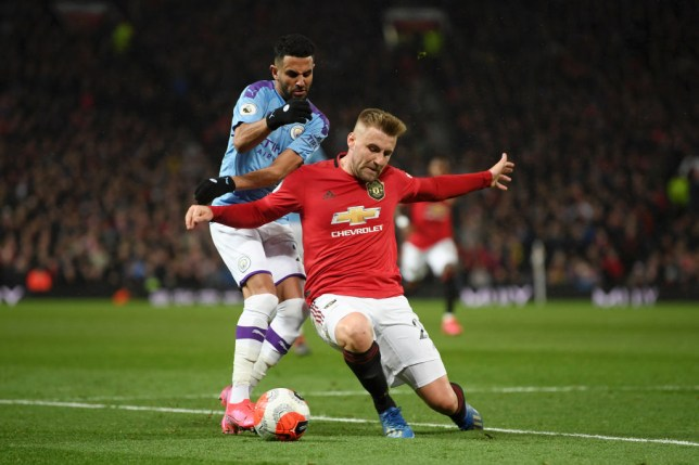 Luke Shaw had enjoyed his best run of form for several years before the season was suspended indefinitely