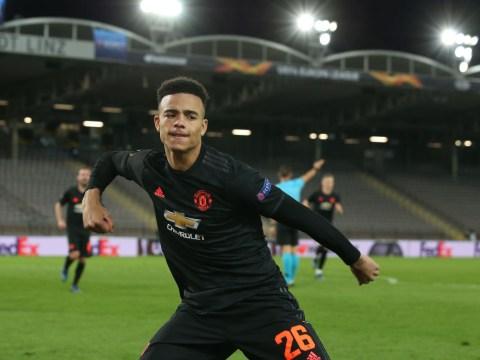 Borussia Dortmund tried to sign Mason Greenwood during Jadon Sancho transfer talks with Man Utd