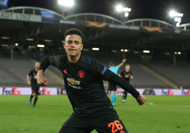 Mason Greenwood has made an impressive breakthrough at Manchester United this season