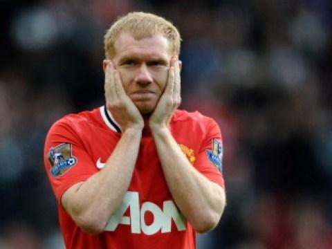 Paul Scholes reveals Manchester United star Nemanja Vidic was a 'lunatic' in training
