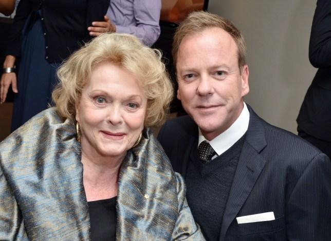 Shirley Douglas has passed away