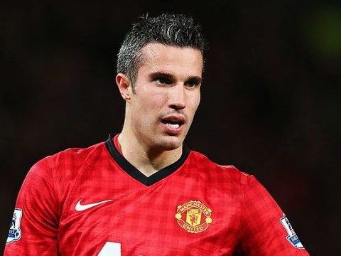 Robin van Persie reveals the 'ruthless' way he was told to leave Manchester United