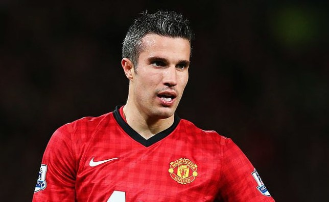 Robin van Persie has opened up on his Manchester United departure