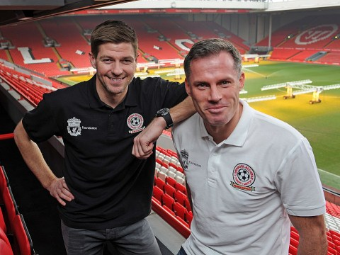 Jamie Carragher backs Steven Gerrard to be future Liverpool manager… if he proves credentials in Premier League