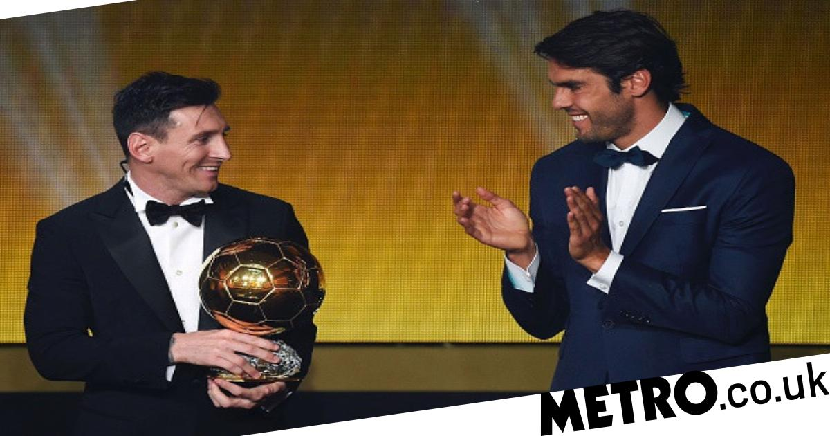 Kaka weighs in on Cristiano Ronaldo vs Lionel Messi debate - metro