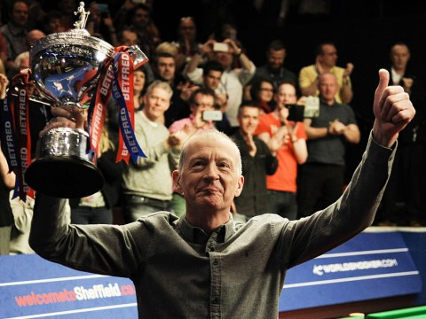 Ronnie O'Sullivan explains how Steve Davis changed snooker forever
