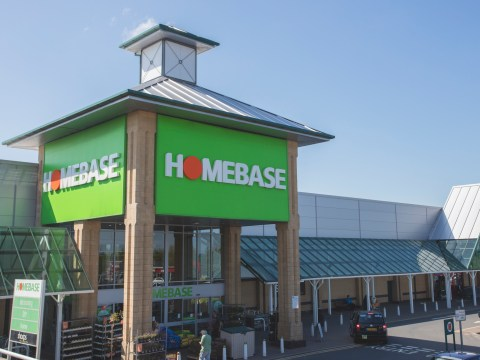 Are Homebase and B&Q open today?