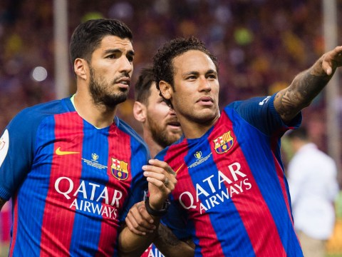 Luis Suarez gives his backing to Barcelona's moves for Neymar and Lautaro Martinez