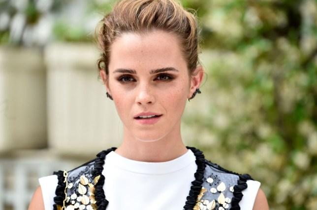 Harry Potter actress Emma Watson