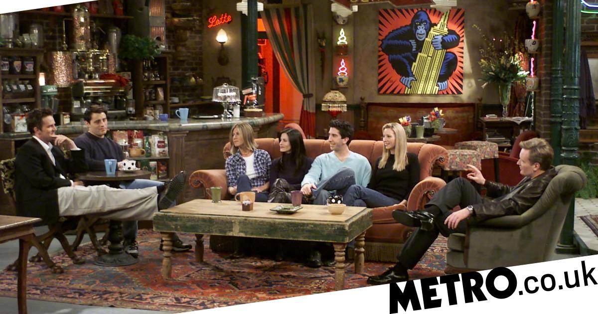 17 Friends Themed Questions To Use For Your Virtual Pub Quiz Metro News