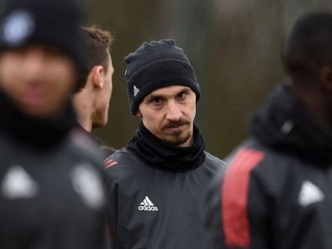 Luke Shaw reveals Zlatan Ibrahimovic would 'absolutely kill' Man Utd teammates if they slacked off in training