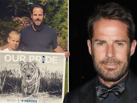 Jamie Redknapp shares rare photo of look-alike son Beau and the genes are strong
