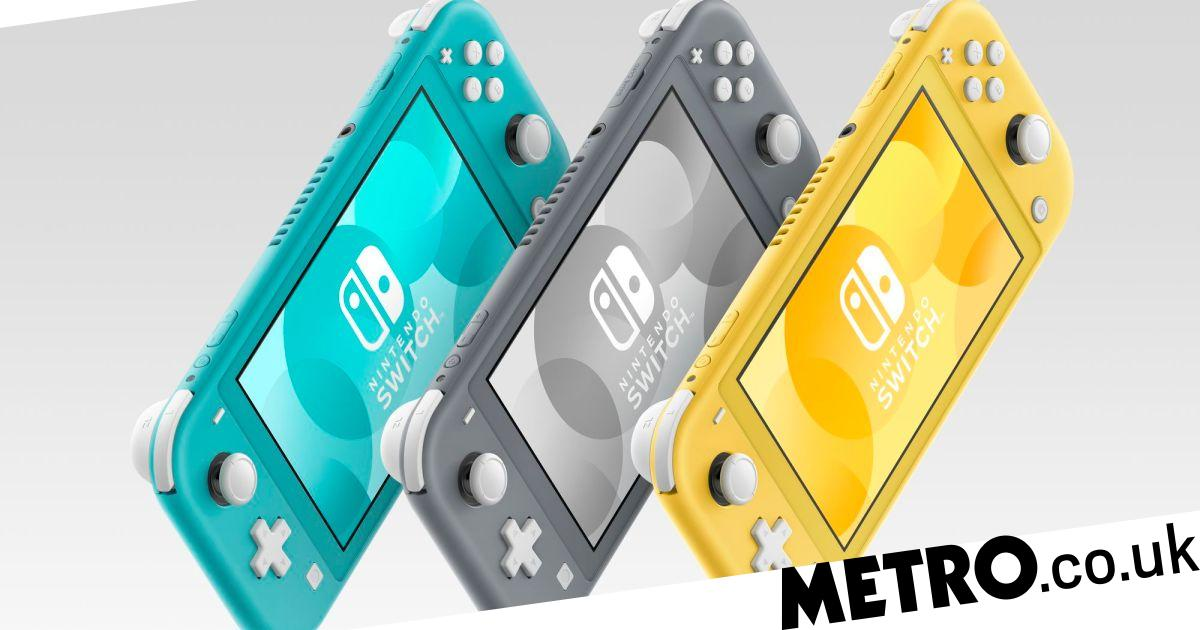Nintendo Switch Lite Back In Stock In The Uk At Least For Now