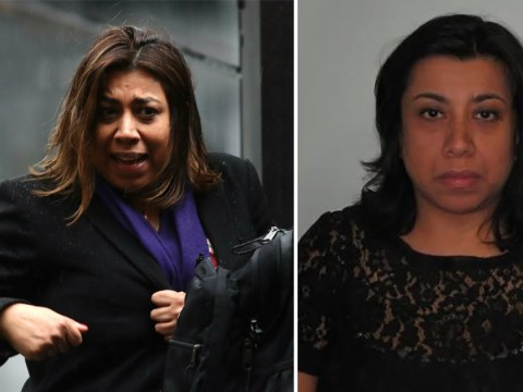 'London's most dangerous woman' who stalked church warden jailed for breaching restraining order