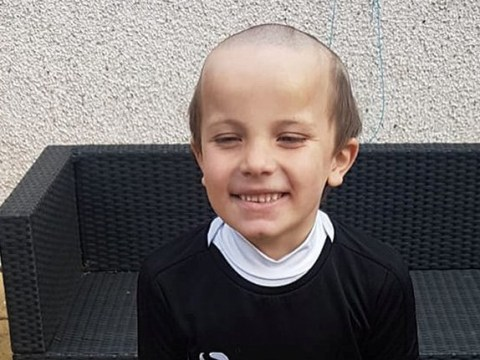 Five-year-old begs older brother to give him an 'old man haircut' that he saw on You've Been Framed