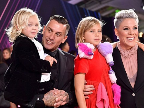 Coronavirus: Pink blesses us all with gospel performance as she gives glimpse at quarantine life