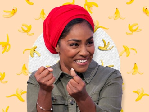 Nadiya Hussain reveals banana skin 'pulled pork' recipe and our minds are blown