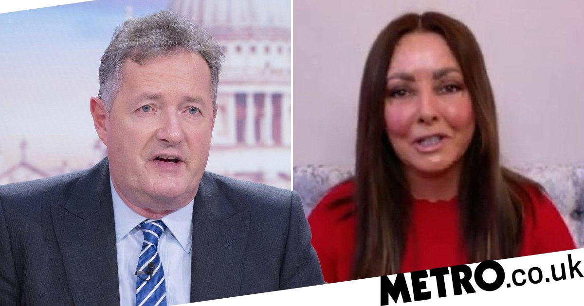 Piers Morgan scoffs at Ofcom complaints against remark to Carol Vorderman on GMB