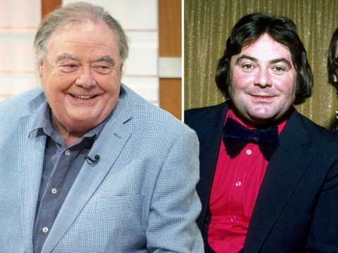 Comedian Eddie Large dies aged 78 after contracting coronavirus