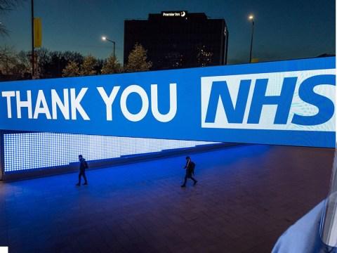 NHS has £13,400,000,000 debt written off to help coronavirus battle