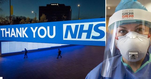 NHS debt written off