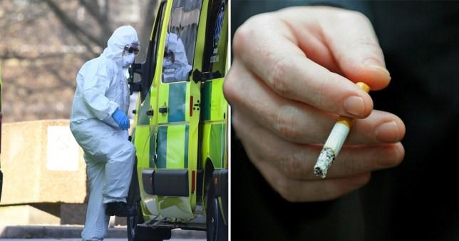 Public Health England highlighted study