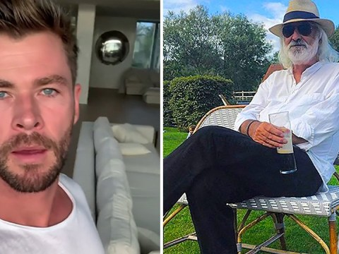 Chris Hemsworth to pays tribute to 'dear friend' and Star Wars actor Andrew Jack