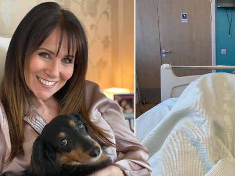 Linda Lusardi says it's 'good to be home' after almost dying from coronavirus