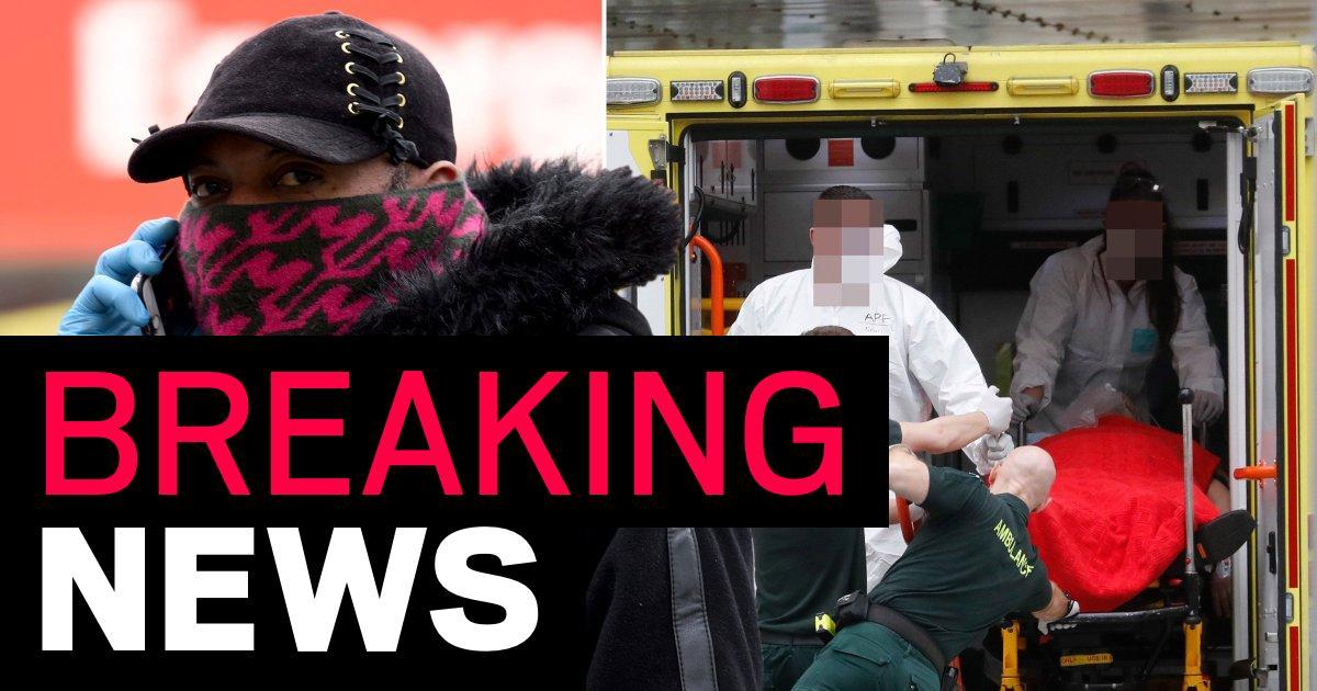 UK's death toll slows as 439 people die from coronavirus