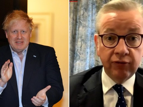 Boris Johnson has been given oxygen but is not on ventilator, Gove says